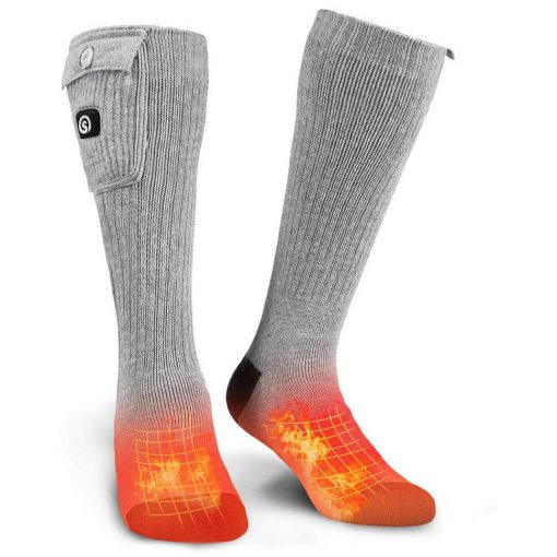 Rechargeable Battery Powered Heated Socks