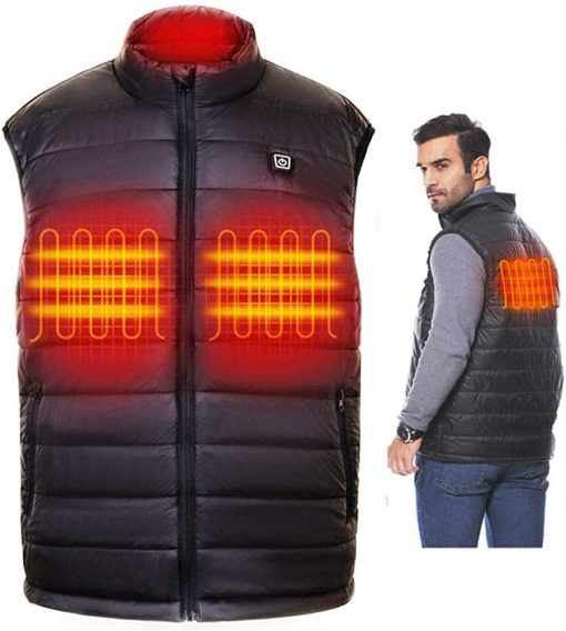 Lightweight Heated Vest Supplier