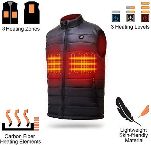 Heated Vest Supplier