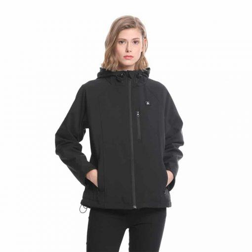 Heated Jacket Womens 1