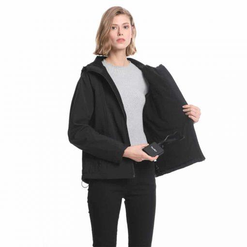 Heated Jacket Womens 2