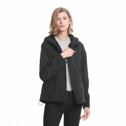Heated Jacket Womens 4