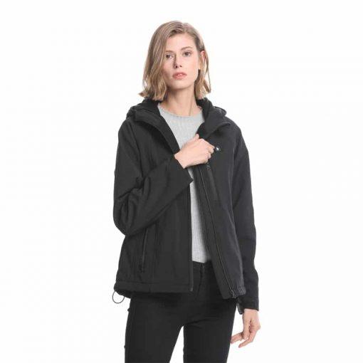 Heated Jacket Womens 4