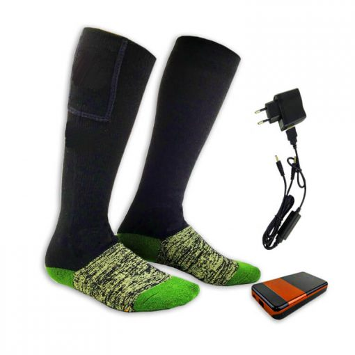 Rechargeable heated socks 3