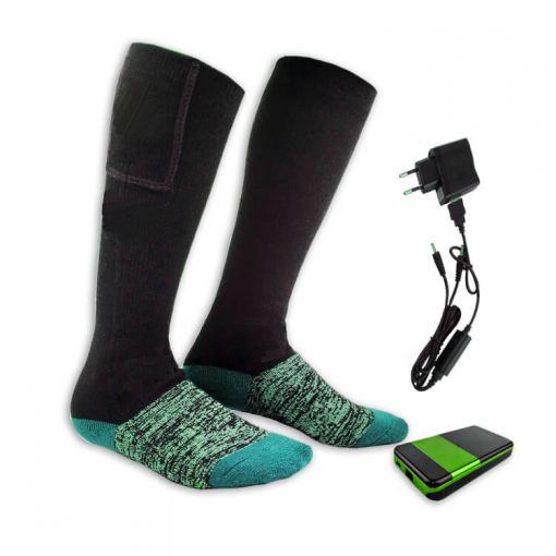 Rechargeable heated socks 4