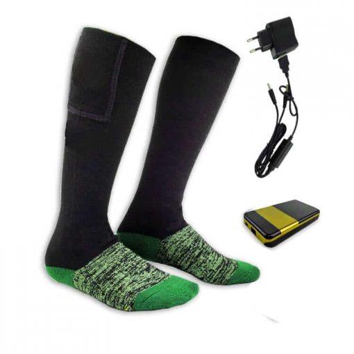 heated ski socks 5