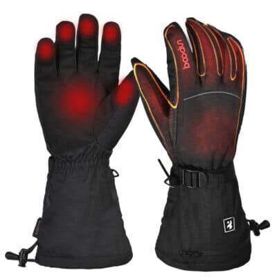 Waterproof Heated Gloves 9