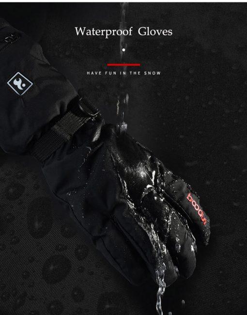 Waterproof Heated Gloves 7