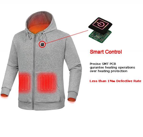 Custom heated hoodie 11