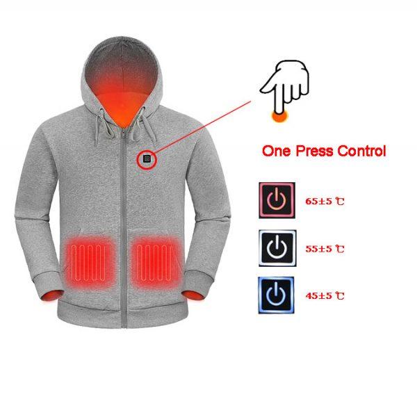 Custom heated hoodie 12