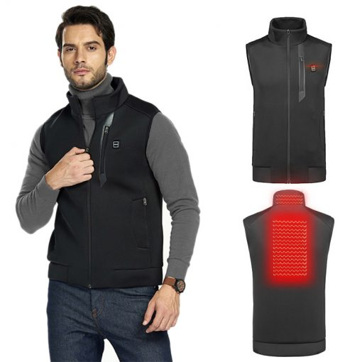 heated vest for man and women