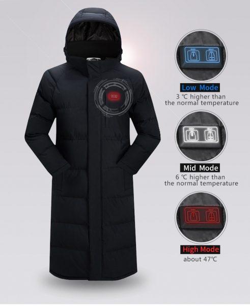 long heated Jacket 3