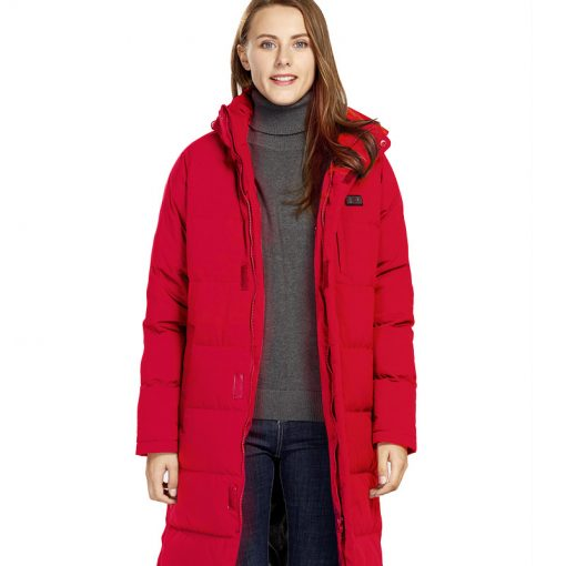 long heated Jacket a2
