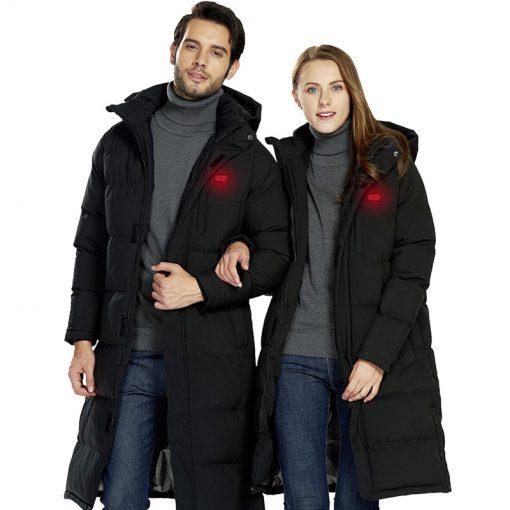 long heated Jacket a4