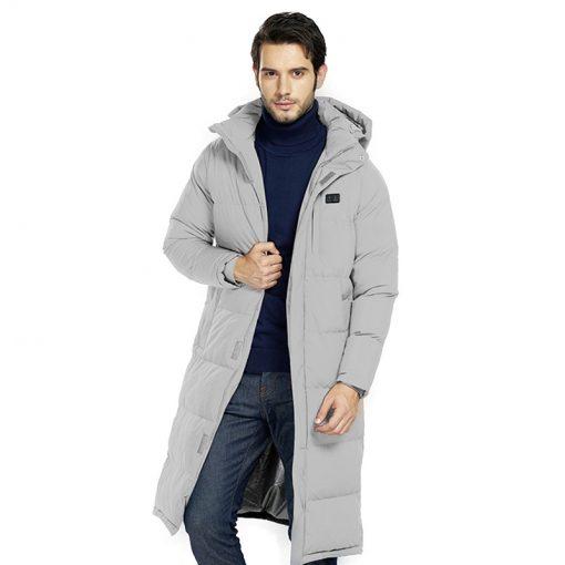 long heated Jacket a6