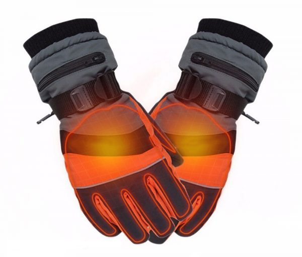 Rechargeable Heated Mitten