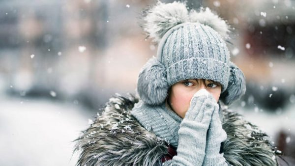 avoid winter influenza
